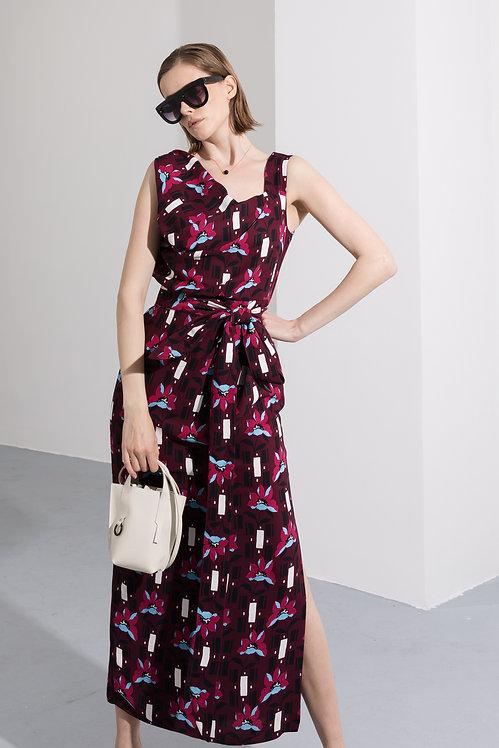 MARIJA RAJNA STANISIC floral print dress