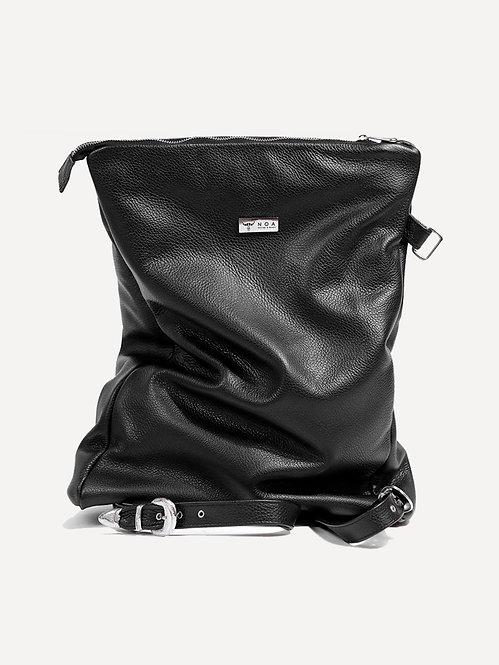 NOA Vagabond black backpack