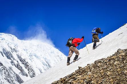crème solaire alpinisme