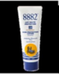 Lait 8882 haute protection SPF 30:  protection solaire du corps, waterproof, sans nanoparticules.