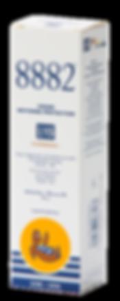 Crème solaire visage 8882 moyenne protection SPF 15 sans nanoparticules pour la ville, la mer ou la monatgne