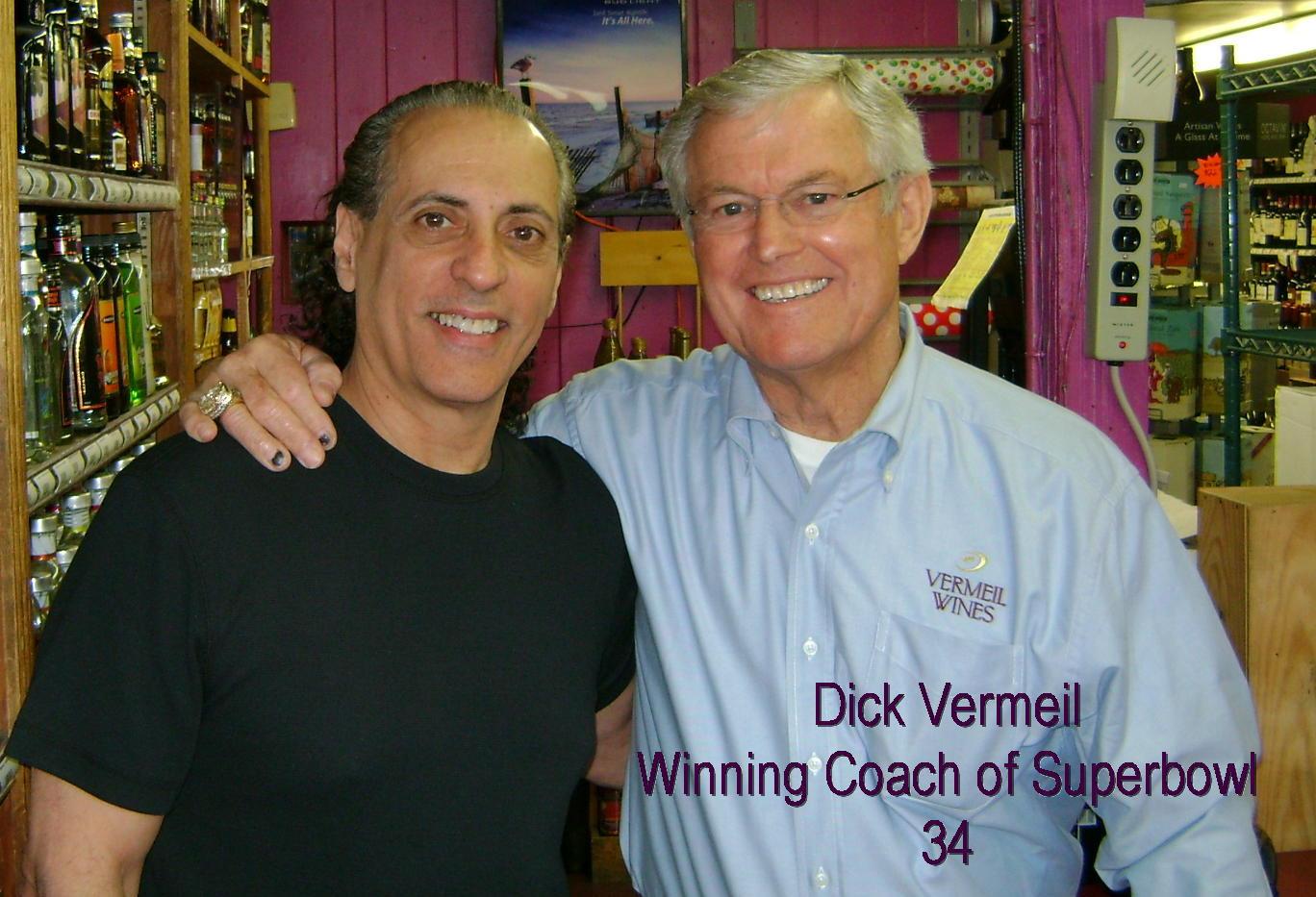 Dick Vermiel