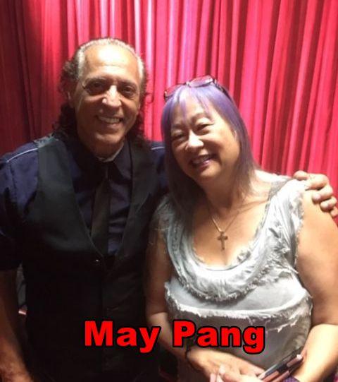 May Pang