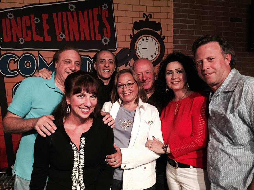 Rich & Sandy, Simon & Barbara and Steve & Pat