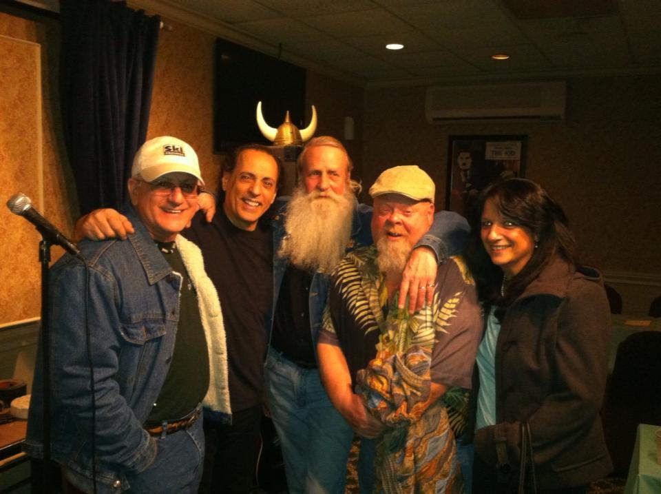Tony, Jazz & Sandy