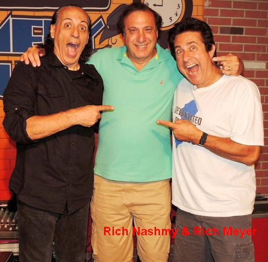 Rich Nashmy & Rich Meyer