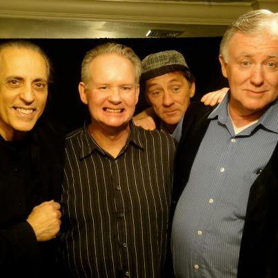 Mike Dillon, Johnny Huff & Tom Dillon