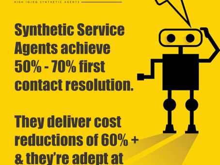 Rayon AI Synthetic Service Agents do more!!