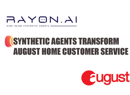 Synthetic Agents Transform August Home Customer Service