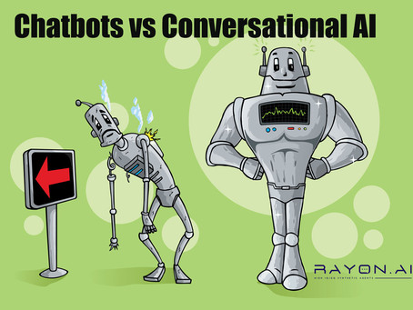 Chatbots vs Conversational AI