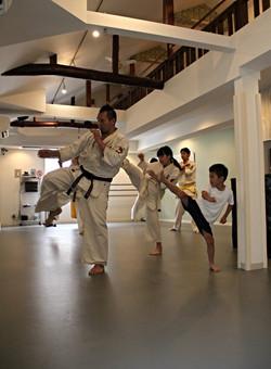 正道会館スカイツリー教室14
