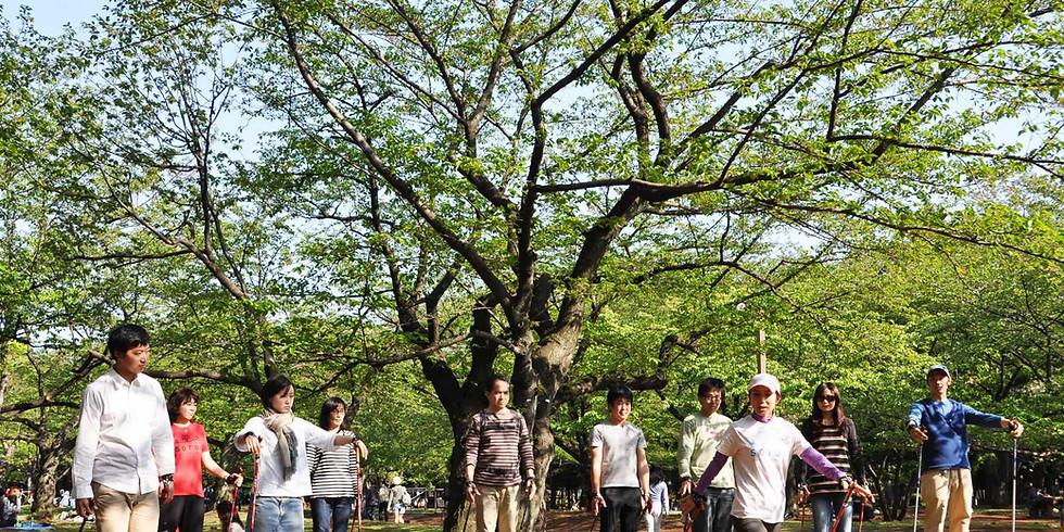 東京(代々木公園)4月・第2水曜日