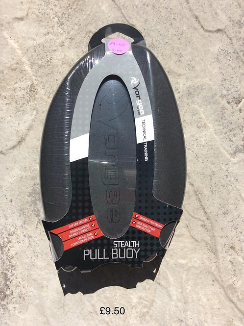 Vorgee Stealth pull buoy black