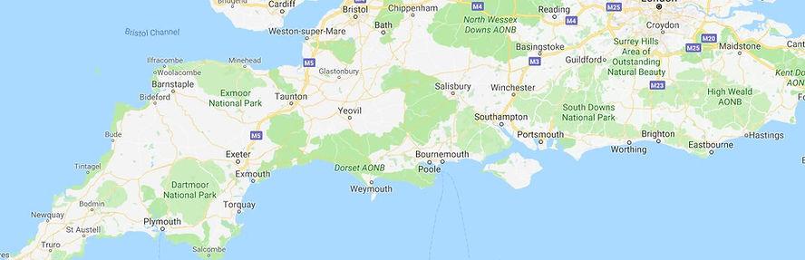 Pet Control Service area, Dorset, Somerset, Devon, Wiltshire, Hampshire