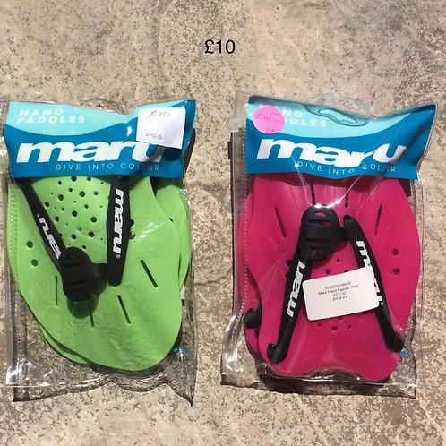 Maru hand paddles
