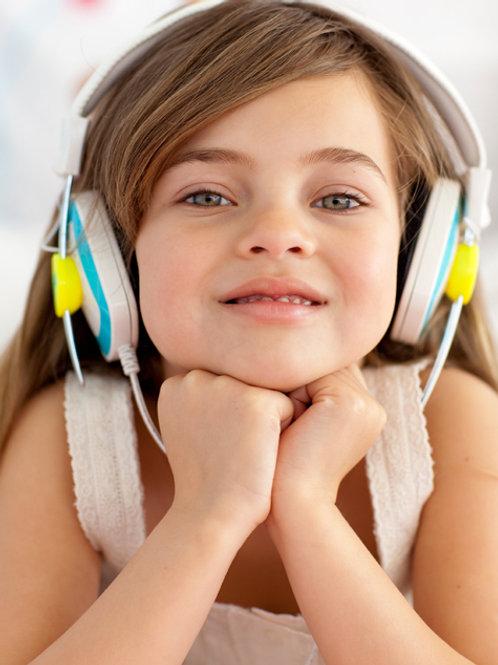 Enregistrement audio d'histoires pour enfant