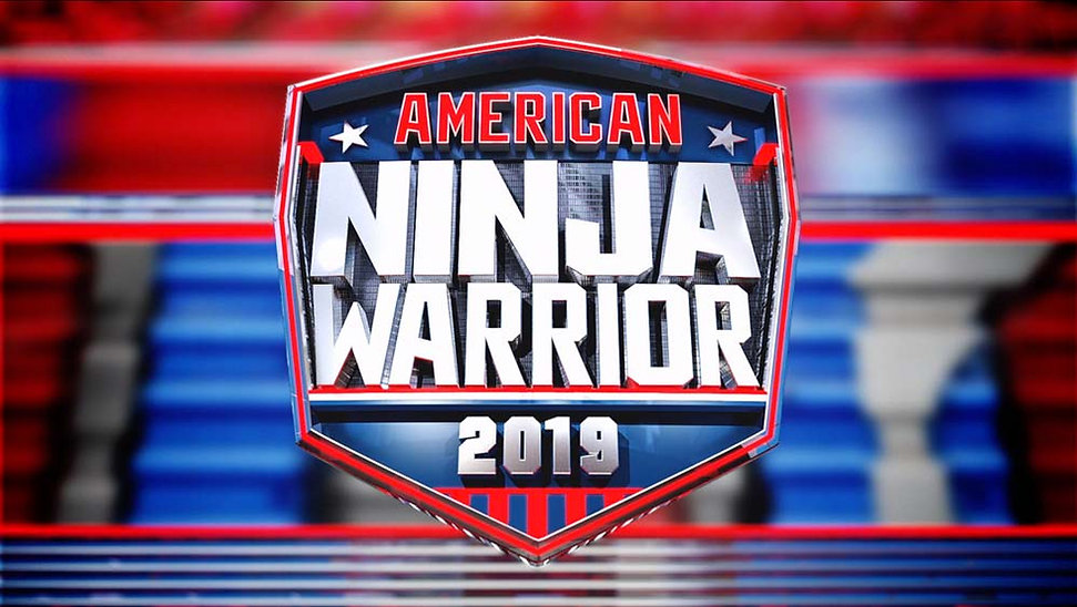 American Ninja Warrior Visual Effects Portfolio