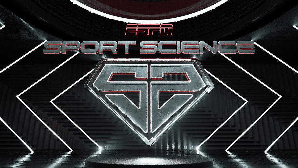 ESPN Sport Science title graphic.