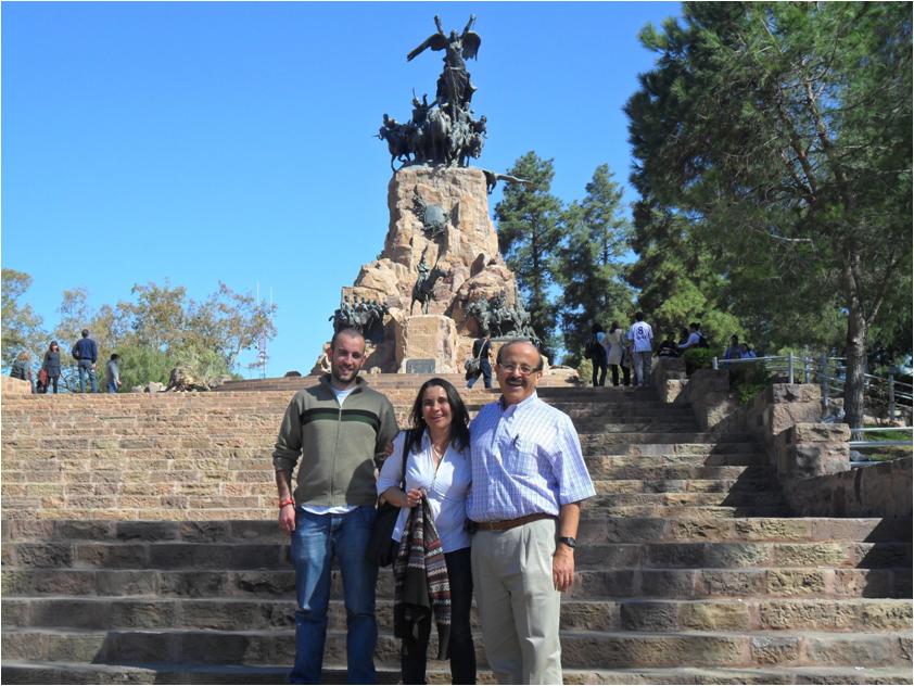 Profesor El Rassi en Mendoza