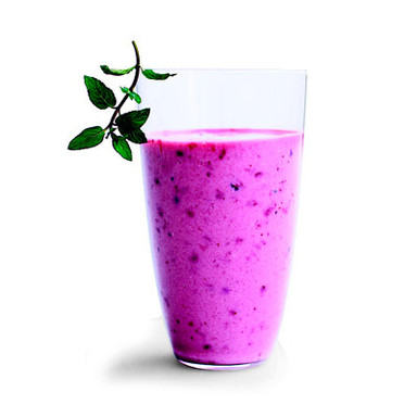 Energizing Fruit Smoothie