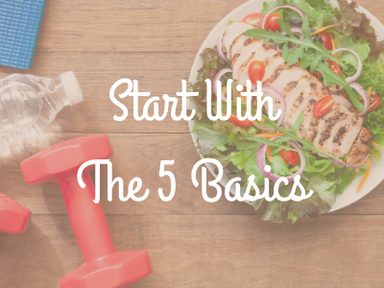 How To Use 5 Simple Habits To Reach Blood Sugar And Weight Goals