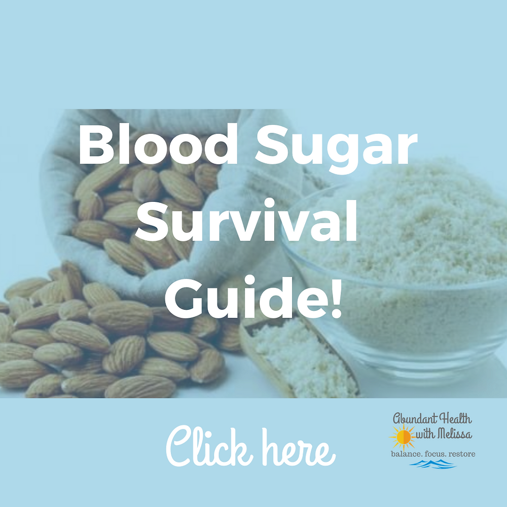 Link to Diabetes Resource Hub filled with tips and recipes