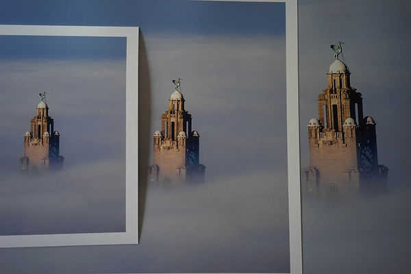 Rise Above Fog Liverpool size guide
