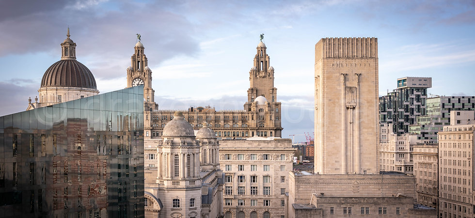 Liverpool - Threshold to the Ends of the Earth