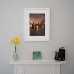 Beatles Sunset Liverpool