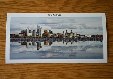 LIverpool skyline print example