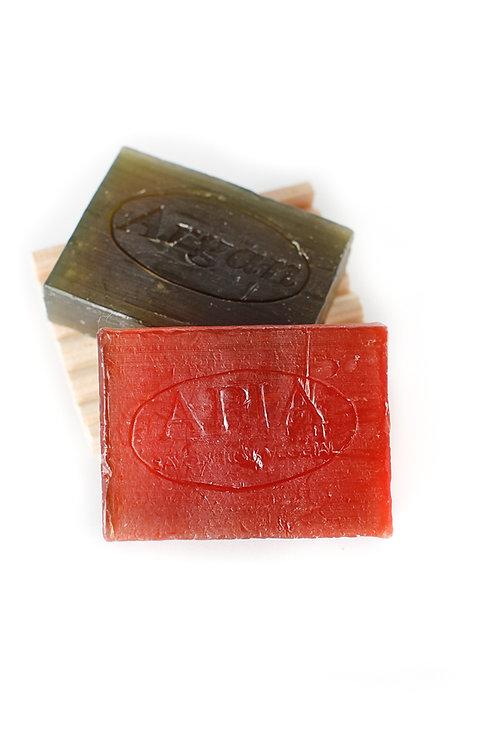 Amber premium soap