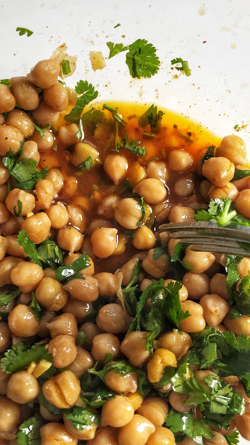 how to cook chickpeas