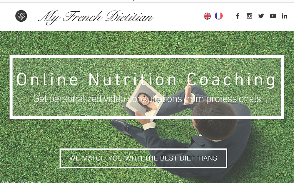 My French Dietitian