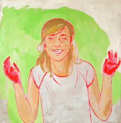 Iris Poljan, Messy Hands