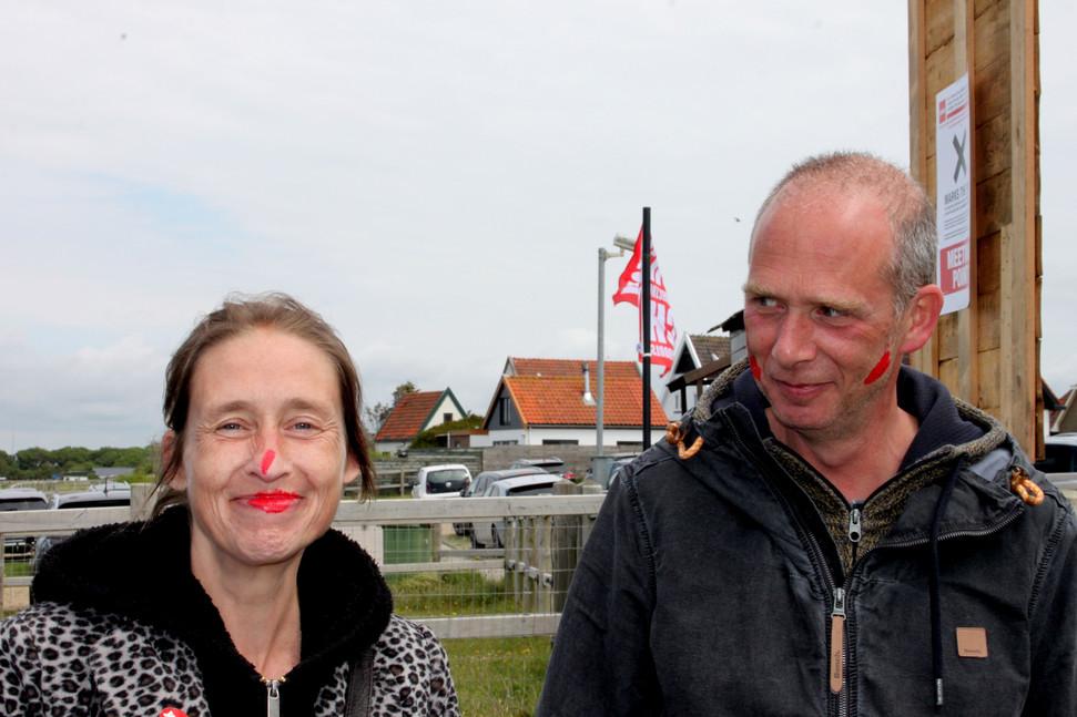 5 X Marks the Spot, SchoK 2019, Schoorl, NL