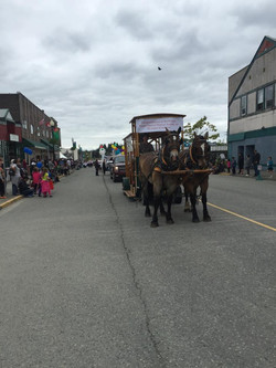 Seafest parade 2015