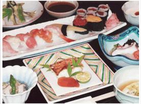 寿司豪華コース