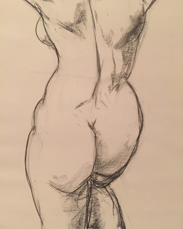 Figure Study #10