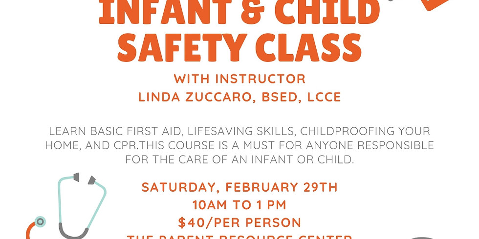 Infant & Child Safety Class