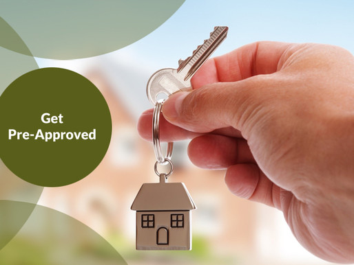 Want a New Home?   Get Pre-Approved!!!!
