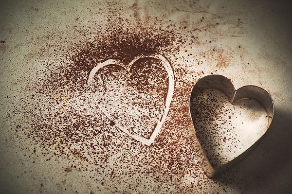 심장 모양 쿠키 커터