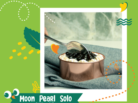 Swipe to see what our customers are saying about our Moon Pearl Milk Tea Cake!