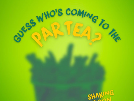 Guess who's coming to the partea? its just around the CORNERRRRR.