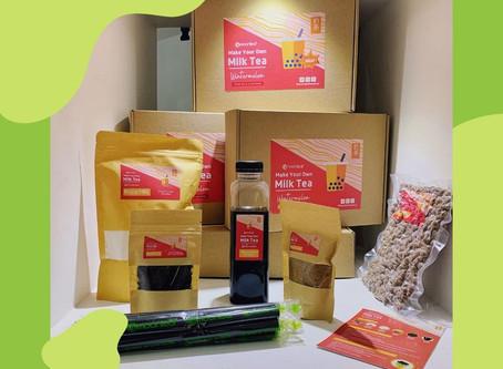 DIY Moonleaf Milk Tea Kit