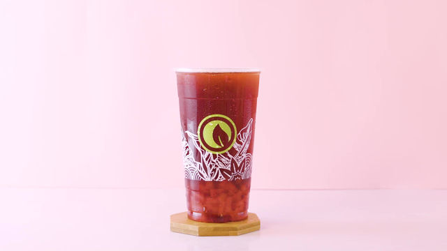 A sweet post-valentine treat? This is it! Get 2 Strawberry Black Teas with Nata for only P179!