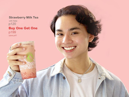 All the things you love in one sip