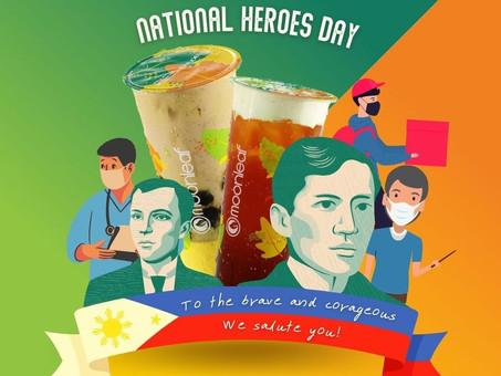 #NationalHeroesDay2021