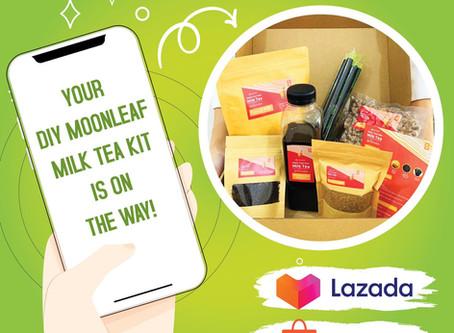 DIY Milktea Kit In Lazada and Shopee