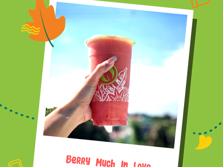 A friendly reminder that our Buy 1 Get 1 #BerryMuchInLove promos are still ongoing.