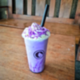 Moonleaf Ube Milk Tea